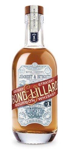 Bond and Lillard Bourbon 375ml