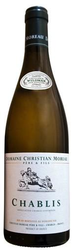 Christian Moreau Chablis 2014 - 1.5L