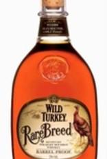 "Wild Turkey Bourbon ""Rare Breed"" 116.4 Proof 750ml"