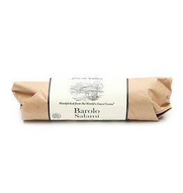 Jansal Valley Salami 'Barolo' 6 oz