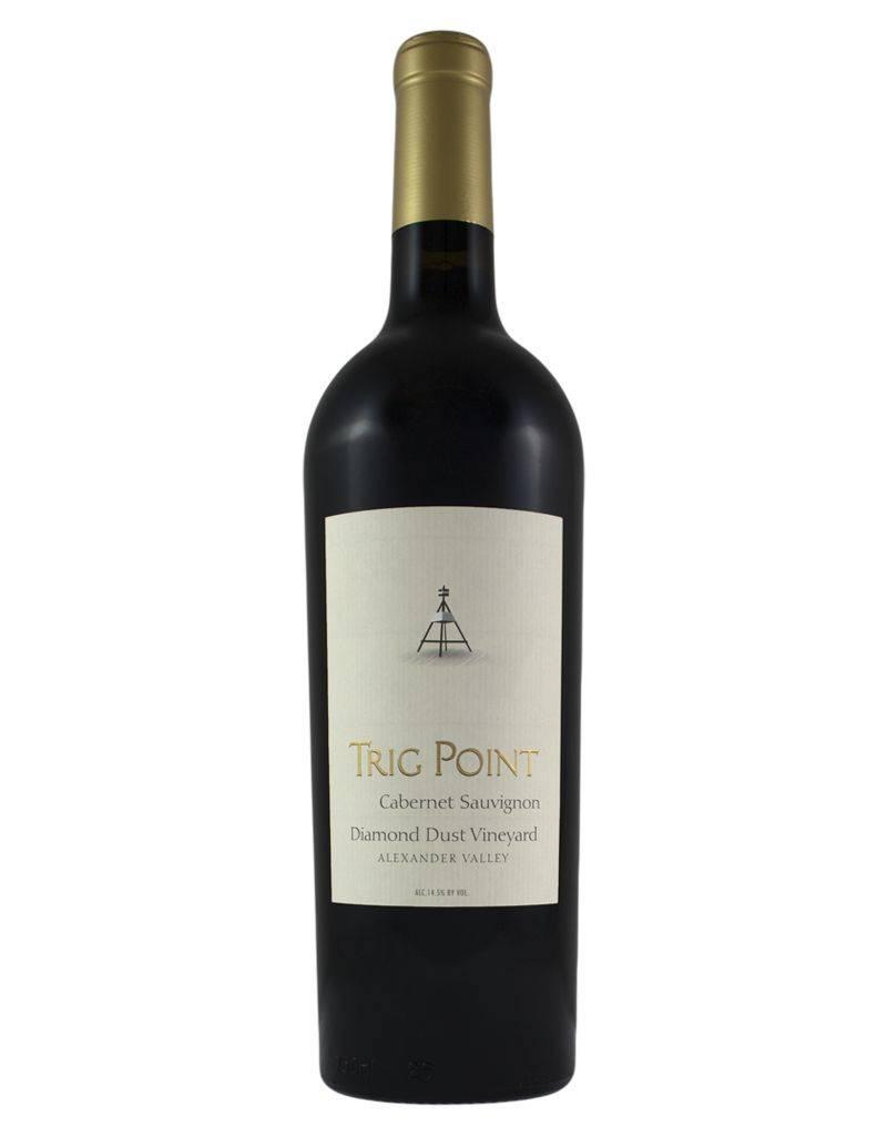 "Trig Point Cabernet Sauvignon ""Diamond Dust Vineyard"" 2015 - 750ml"