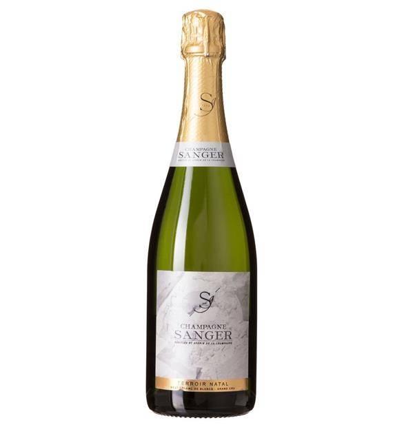 "Sanger Blanc de Blancs ""Triangle Mineral"" Grand Cru 2009 - 750ml"