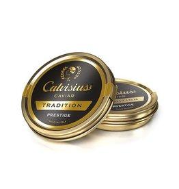 Calvisius Caviar - White Sturgeon Tradition Prestige 25.5g/1 oz