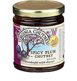 Virginia Chutney 'Spicy Plum' 10 oz