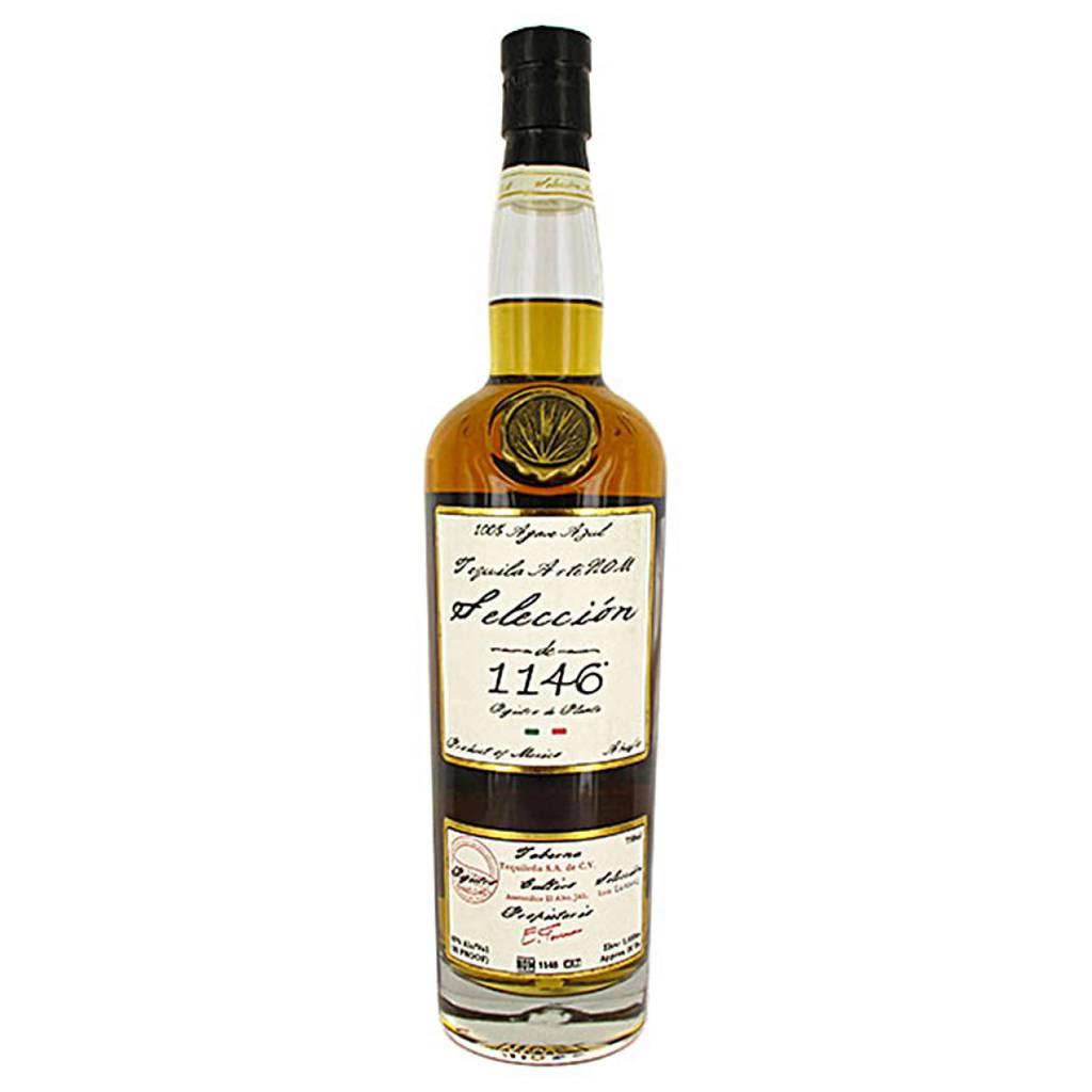 "ArteNOM ""Selection de 1146"" Tequila Anejo 750ml"