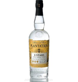"Plantation ""Three Stars"" White Rum 750ml"