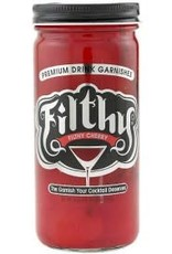 Filthy Red Cherries Jar 8 oz.