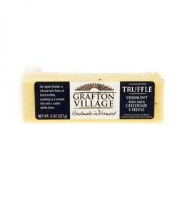 Grafton Truffle Cheddar Cheese 8 oz