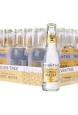 Fever Tree Tonic Water Case 6/4pk - 6.8oz