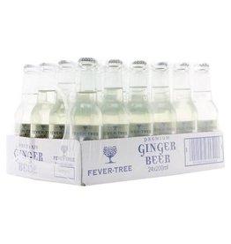 Fever Tree Ginger Beer Case 6/4pk - 6.8oz