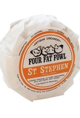 Four Fat Fowl St. Stephen Cheese  8 oz