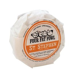 Four Fat Fowl St. Stephen Cheese - 8 oz.
