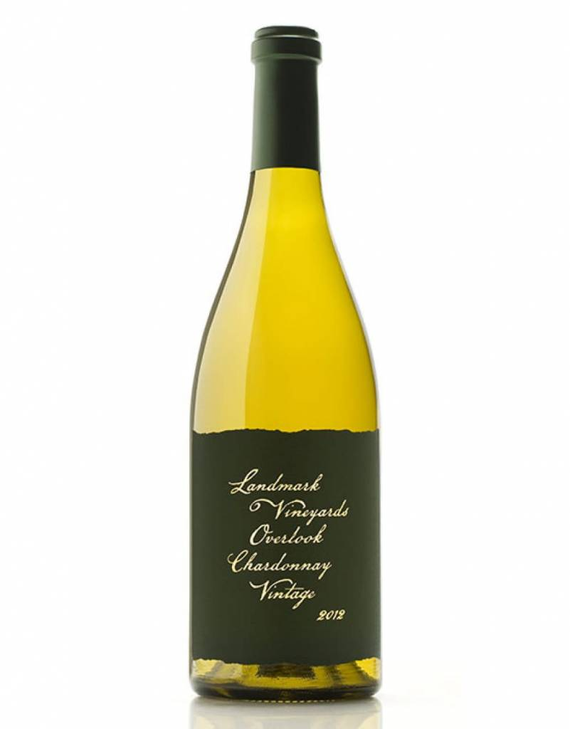 "Landmark ""Overlook"" Chardonnay Sonoma 2017 - 750ml"
