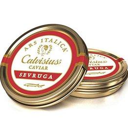 Calvisius Caviar - Sevruga 25.5g/1 oz