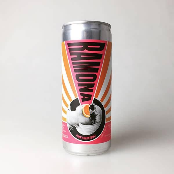 Ramona Ruby Grapefruit Wine Spritz Single Can - 250ml