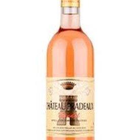 Château Pradeaux Rosé Bandol 2016 - 750ml