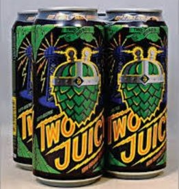 """Two Roads """"Two Juicy IPA"""" Cans 4pk - 16oz"""
