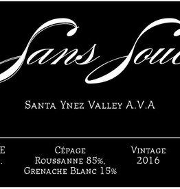 """A-Frame White Rhône Blend """"Sans Souci"""" 2016 - 750ml"""