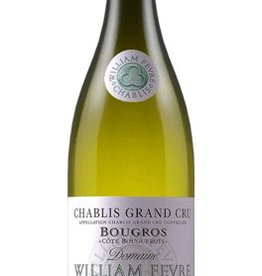 "William Fevre Chablis ""Bougros - Côte Bouguerots"" Grand Cru 2013 - 750ml"