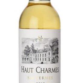Chateau Haut Charmes Sauternes 2015 - 375ml