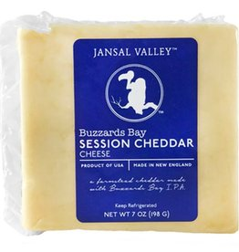 Buzzard's Bay Session Cheddar Cheese 7 oz