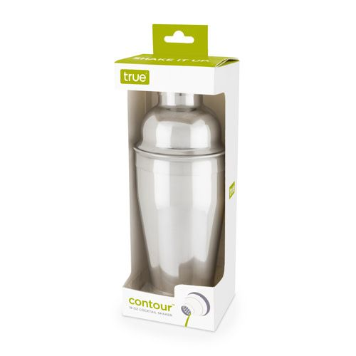TRUE Contour Cocktail Shaker 18 oz.