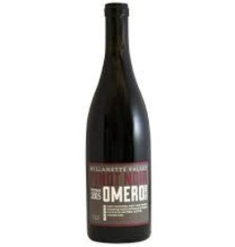 Omero Cellars Pinot Noir Willamette Valley 2016 - 750ml