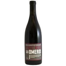 Omero Cellars Pinot Noir Willamette Valley 2016 - 750ml