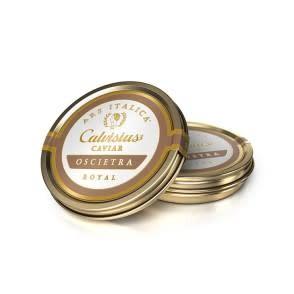 Calvisius Caviar - ARS ITALICA Oscietra Royal 25.5g/1 oz