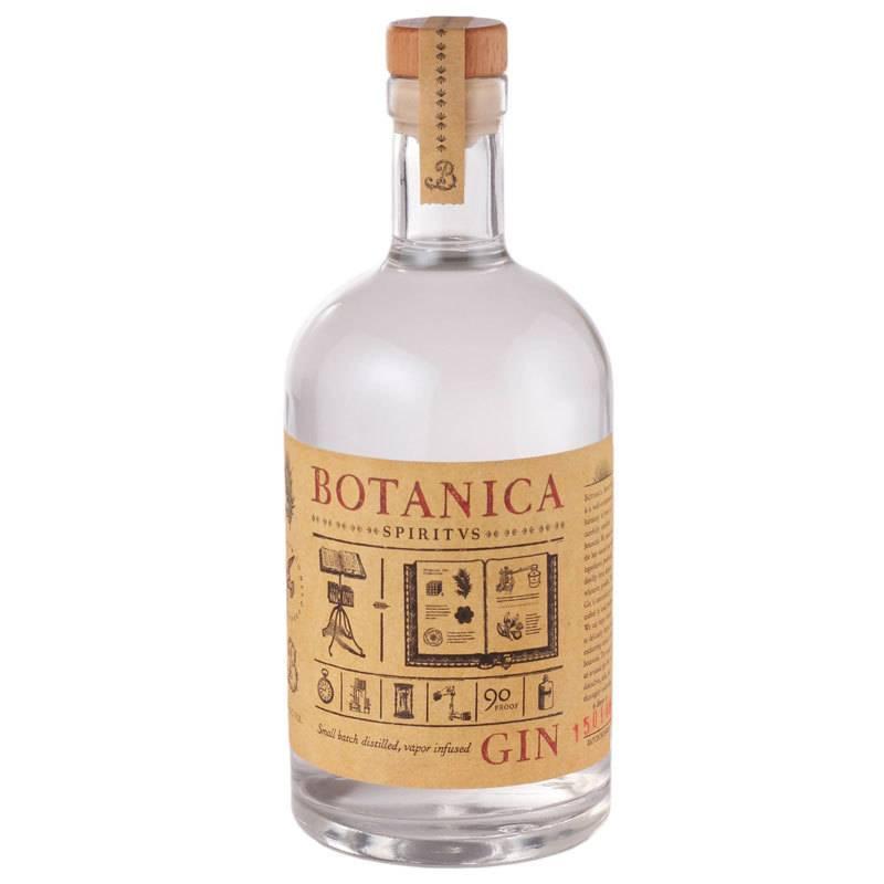 Falcon Spirits Botanica Gin