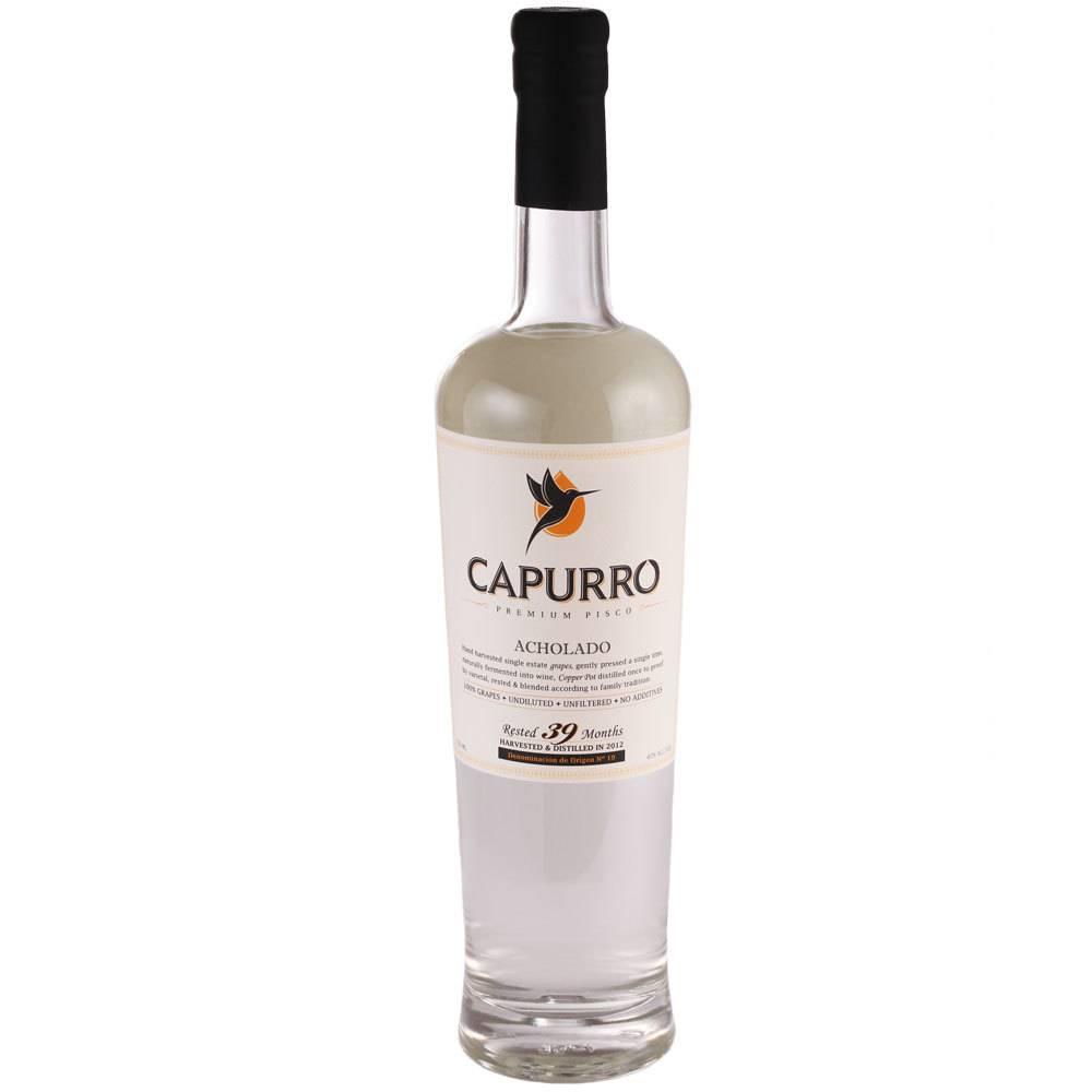 Capurro Pisco Acholado