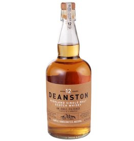 Deanston 12 year Single Malt Whisky