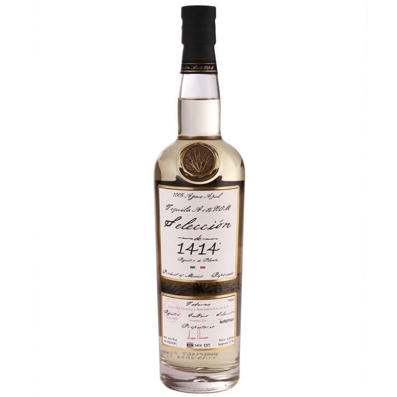 Seleccion ArteNom 1414 Reposado Tequila