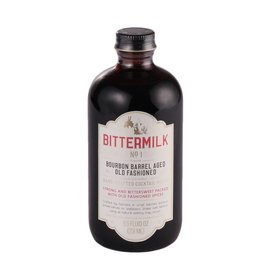 Bittermilk No. 1 Bourbon Barrel Aged Old Fashioned