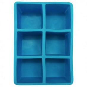 "2"" Square Ice Cube Tray"
