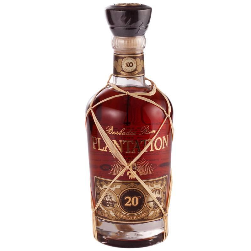 Plantation Rum Barbados 20th Anniversary