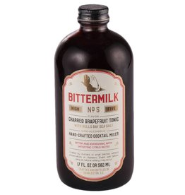 Bittermilk No. 5 Charred Grapefruit Tonic