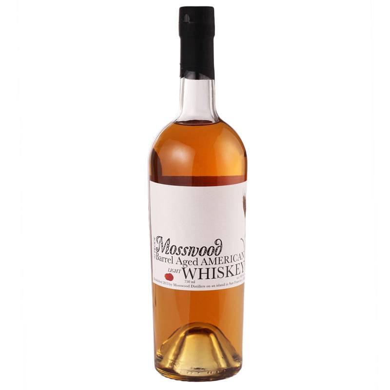 Mosswood Apple Brandy Whiskey