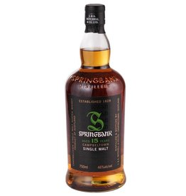 Springbank 15yr Single Malt