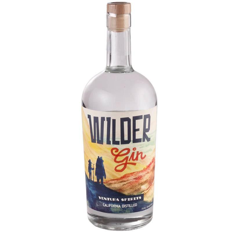 Ventura Spirits Wilder Gin