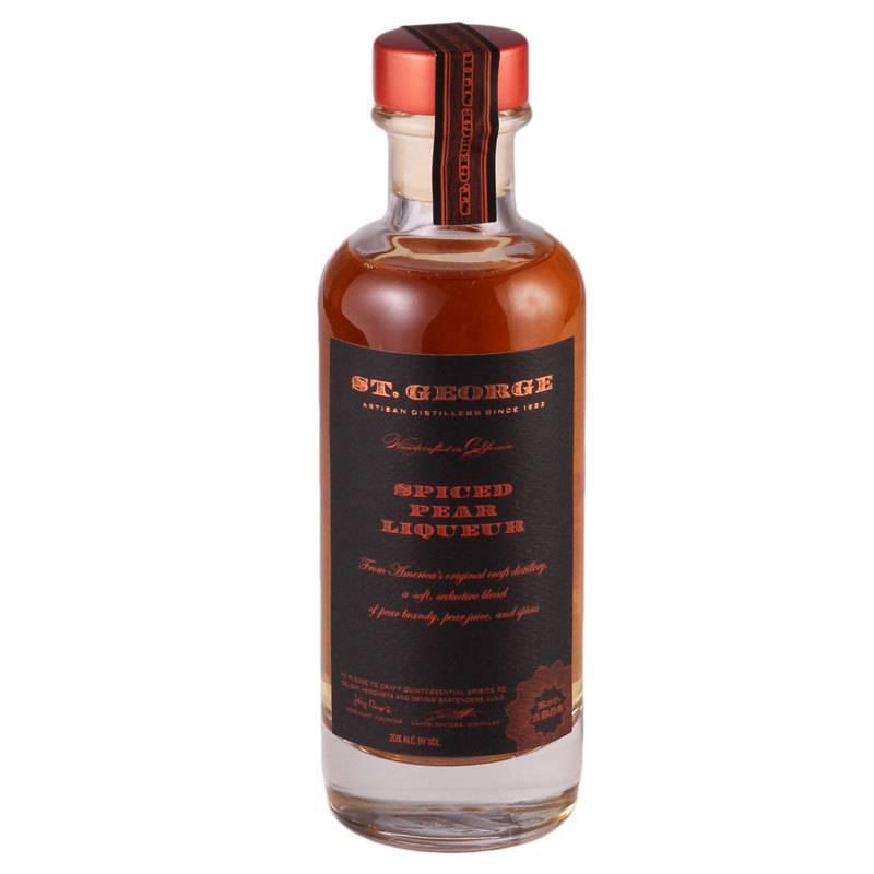 St. George Spiced Pear Liqueur 200ml