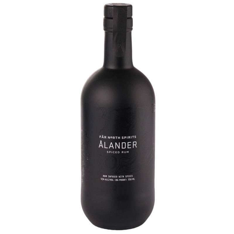 Far North Spirits Alander Spiced Rum