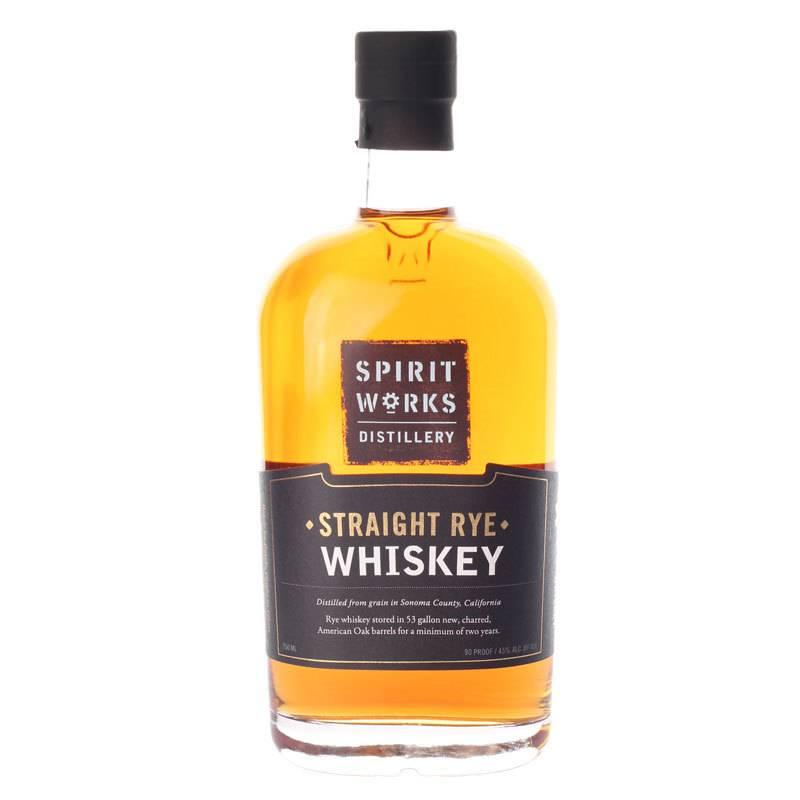 Spirit Works Rye Whiskey