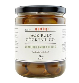 Jack Rudy Jack Rudy Vermouth Brined Olives