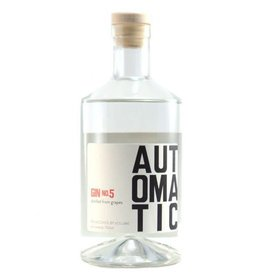 Oakland Spirits Automatic Gin No. 5