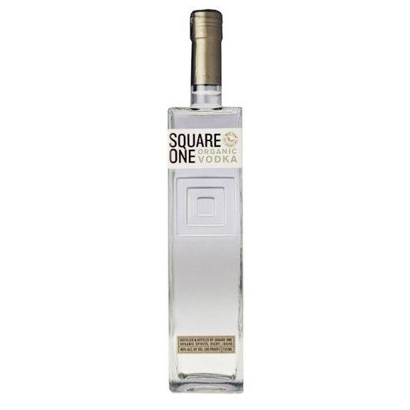 Square One Organic Vodka
