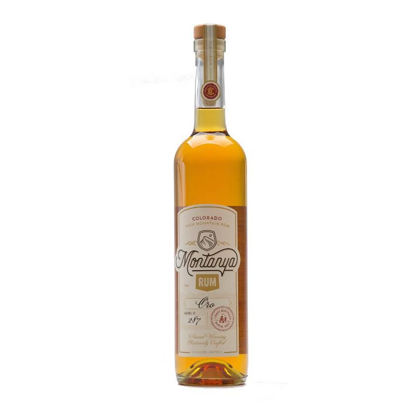 Montanya Rum Oro