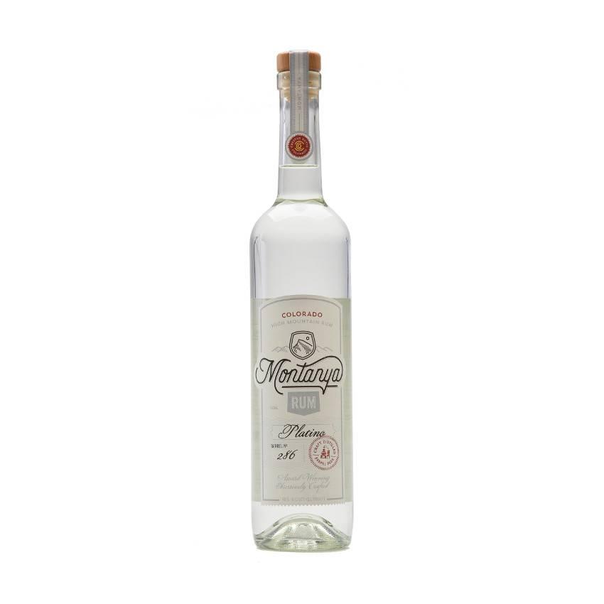 Montanya Rum Platino