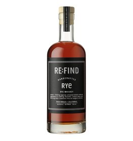Re:Find Rye Whiskey Batch No. 5