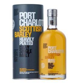 Bruichladdich Port Charlotte 10 Year Scottish Barley Single Malt Whisky